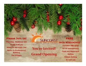 Suncoast Skin Soultions Grand Opening @ Redgranite | Wisconsin | United States