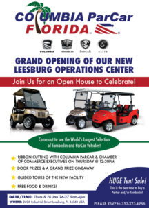 ParCar Operations Center Grand Opening @ Leesburg | Florida | United States