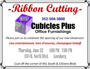 00 INVITE Ribbon Cutting CPOF June 2